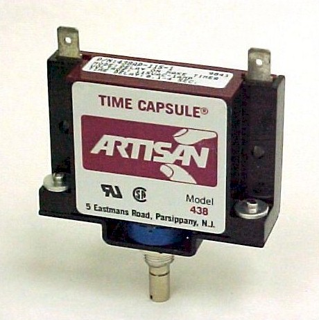 Solid State Time Capsule 438 UP