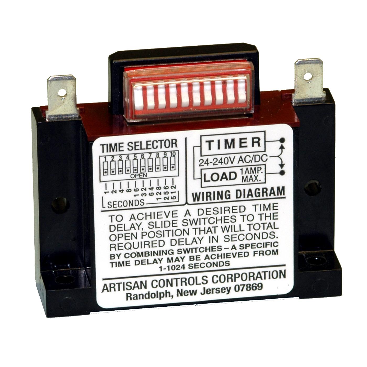 Artisan Controls Wiring Diagram